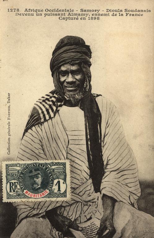 Samori Toure Empire